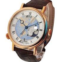 Breguet 5717BR/US/9ZU Classique Hora Mundi - US - Rose Gold on...