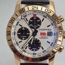 Chopard 18K Yellow 1000 Mille Miglia GMT Chronograph Ltd. Ed....