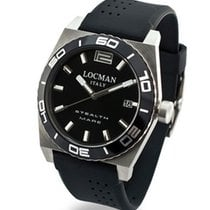 Locman Stealth 021100KA-BKASIK Quartz Men's Watch