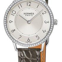 Hermès Slim d'Hermes MM Quartz 32mm 041698ww00