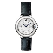 Cartier Ballon Bleu Quartz Ladies Watch Ref W4BB0008