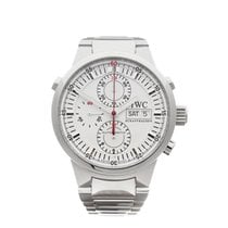IWC GST Rattrapante Stainless Steel Gents IW371523