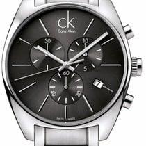 ck Calvin Klein Exchange Chrono CK_K2F27161 Elegante Herrenuhr...
