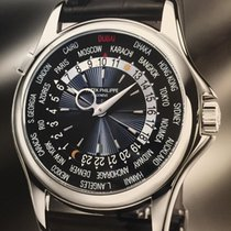 Patek Philippe 5130P World Time - Dubai Edition