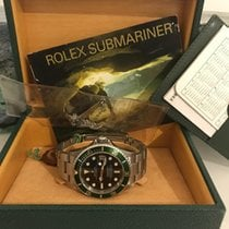 Rolex Submariner 16610LV Serial Y Never Polished