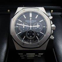 Audemars Piguet Royal Oak Chronograph Stainless Steel/Black Dial