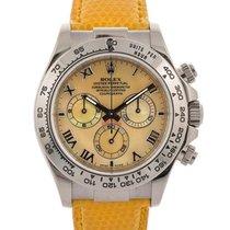 롤렉스 (Rolex) Daytona Beach Z Serial In Oro Bianco 18kt Ref. 116519