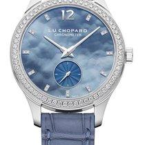 """Chopard L.U.C XPS """"Esprit De Fleurier"""" 18K White Gold..."""