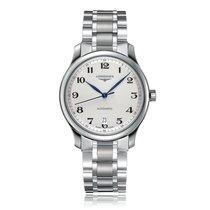 Longines Master Steel Mens Mechanical Watch L26284786