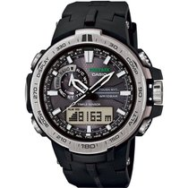 Casio Pro Trek Prw-6000-1er Men´s Black