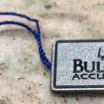 Bulova vintage tag plastic grey accutron model