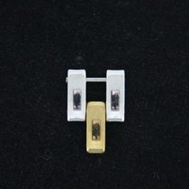 Baume & Mercier Linea Link Steel/Gold 15mm
