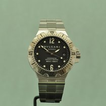Bulgari Diagono Scuba Diver ( Serviced by Bulgari )