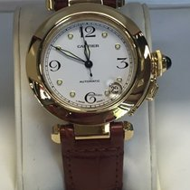Cartier Pasha Gold