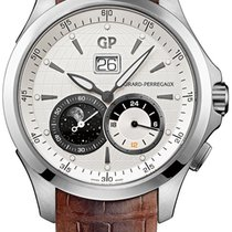 Girard Perregaux Traveller Large Date Moonphases GMT 49655-11-...