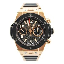 Hublot Big Bang Unico Automatic 18K Rose Gold Ceramic
