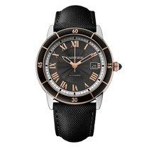 Cartier Ronde  Mens Watch Ref W2RN0005