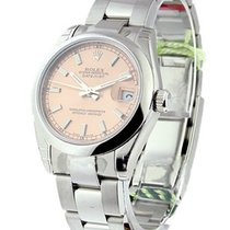 Rolex Unworn 178240 Mid Size Datejust in Steel with Domed...