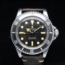 Rolex Submariner 5513 gilt circa 1966