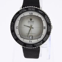 Nivada Grenchen Leonardo Da Vinci Vintage Watch