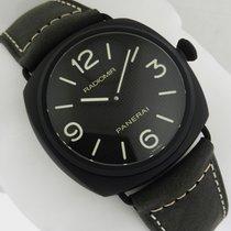 Panerai PAM00643 Radiomir Ceramic Black Dial Matte Ceramic 45mm