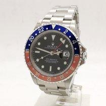 Rolex GMT Master 2 B&P Gar. EU