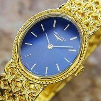 浪琴 (Longines) Rare Ladies Gold Plated Luxury Manual Dress...