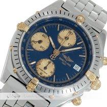 Breitling Chronomat Chonograph Stahl / Gold B13048