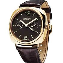 Panerai PAM00330 PAM 330 - Radiomir Tourbillon GMT - Rose Gold...