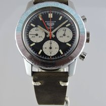Heuer Autavia GMT 2446C 2nd Exec. - serviced
