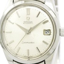 Omega Vintage Omega Seamaster Date Cal 562 Pipan Dial Steel...