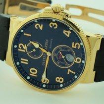 Ulysse Nardin Maxi Marine Chronometer 18K Solid Rose Gold...