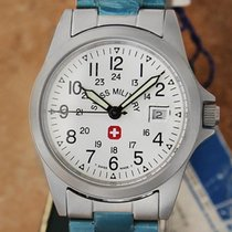 Swiss Military New Swiss Military Boysize 30MM Stainless Steel...