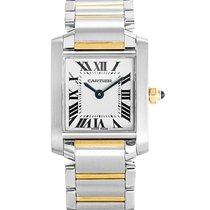 Cartier Watch Tank Francaise W51007Q4