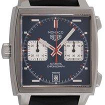 TAG Heuer : Monaco Chronograph Calibre 11 :  CAW211P : ...