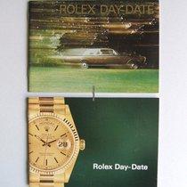 Rolex Libretti / Booklet per Day-Date