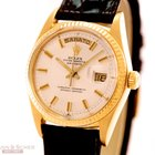 Rolex Oyster Perpetual Day-Date Ref-1803 18K Yellow Gold BJ-1965
