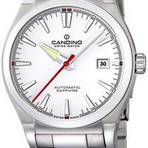 Candino Casual CDC4442/1 Legere Herrenuhr Swiss Made