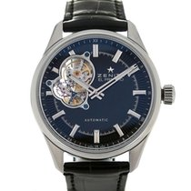 Zenith El Primero 40 Synopsis Black Dial