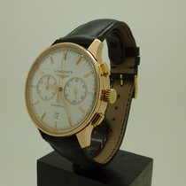 Longines 18K Rose Gold Limited Edition Longines Marques De Pombal