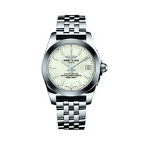 Breitling Galactic Women's 36 W7433012/A779/376A