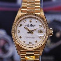 롤렉스 (Rolex) Oyster Perpetual Datejust 26mm 18k Solid Gold Ref...