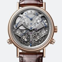 Breguet Tradition Rose Gold 18K Skeleton Dial 44mm T
