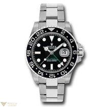 ロレックス (Rolex) Oyster Perpetual Date GMT-Master II Stainless...