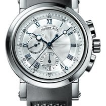 Breguet Marine Chronograph White Gold