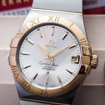 Omega Constellation Co-Axial Steel/18k Gold