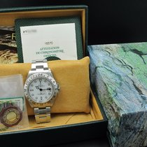 롤렉스 (Rolex) EXPLORER 2 16570 White Dial with Box and Paper