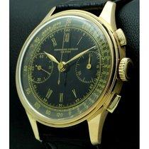 Eberhard & Co. | Vintage Chronograph 18 Kt Pink Gold,...