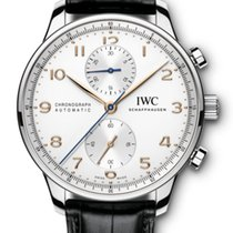 IWC Portuguese Chronograph 371445