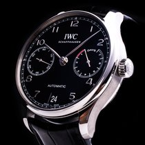 IWC Portugieser 7 Days Power Reserve Automatic Neuwertig 2017